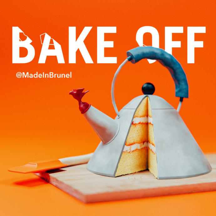 Bake Off Announcement