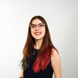 Undergrad Diana Cirlig