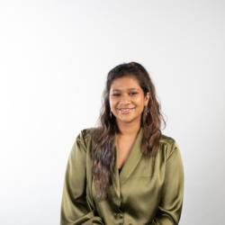 Undergrad Karishma Bhugoowan