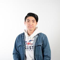 Undergrad Lin Pak Shing