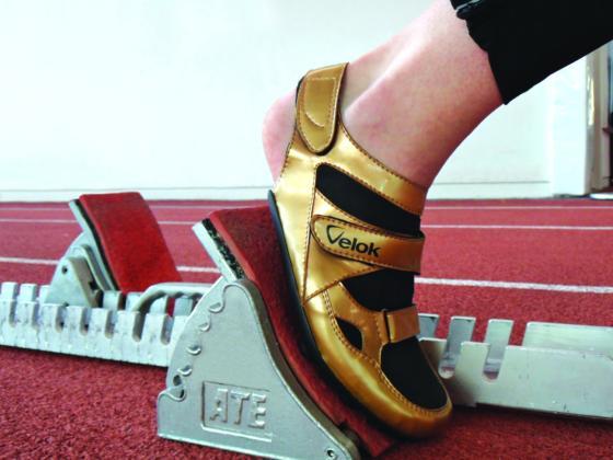 James Eaton Chosen 1james eatonadjustable sprint shoe