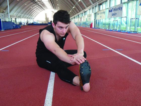 James Eaton Shoe5james eatonadjustable sprint shoe