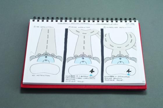 SCT Chosen3rachel scott thompsonin visor gps navigation system